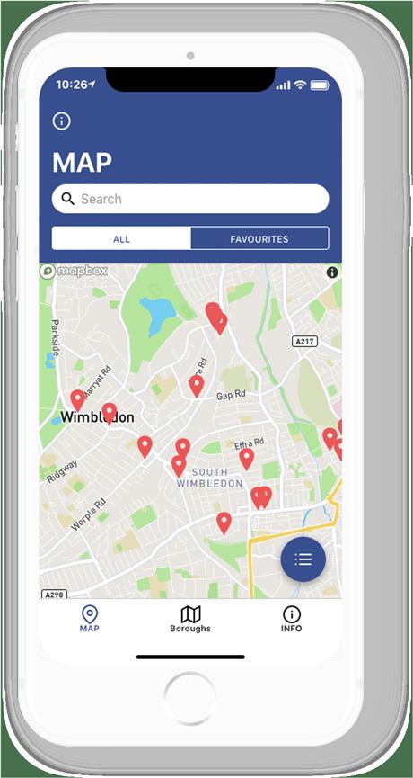 motorcycle bike bays app