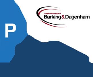 Barking and Dagenham motorcycle bays
