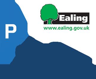 Ealing motorcycle bays