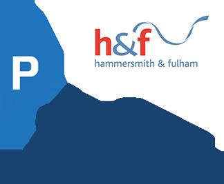 Hammersmith Fulham motorcycle bays
