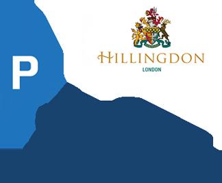 Hillingdon motorcycle bays