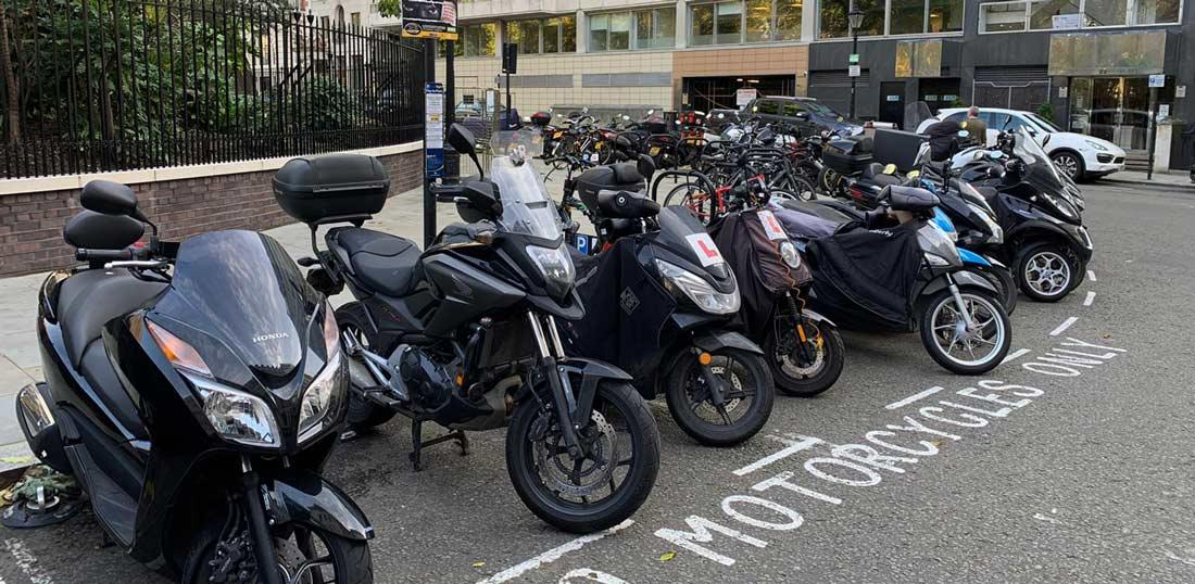 solo motorcycle bays london